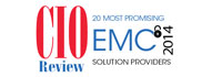 20 Most Promising EMC Solution Providers - 2014